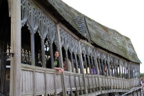 Le pont de Poudlard