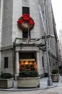La bourse de NYC