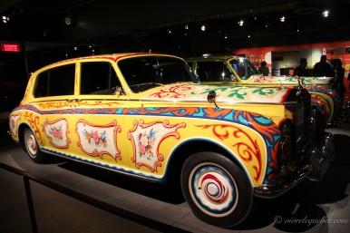The Beatlesmobile