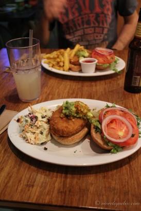 Vegan fast food !