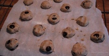 Mes petites crottes de cookies