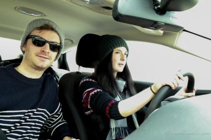 On the road again et c'est moi qui conduis !