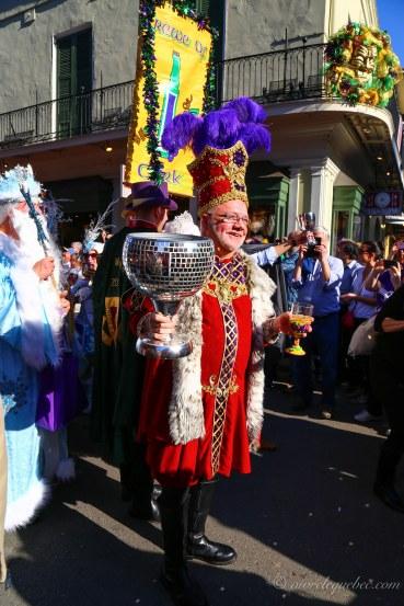 Parade du quartier français